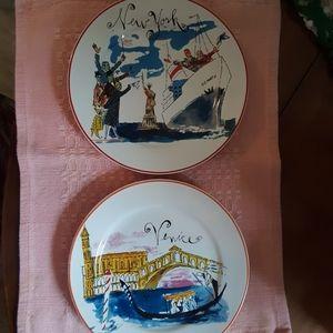 Rosanna plates (2)